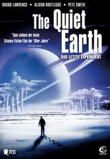 The Quiet Earth - Das letzte Experiment - Poster