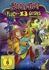 Scooby-Doo! und der Fluch des 13. Geistes - Poster