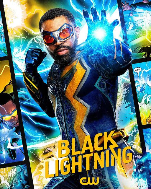 Black Lightning Serien Stream