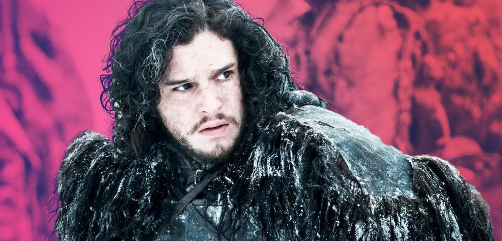 Game of Thrones-Star Kit Harington als Jon Snow