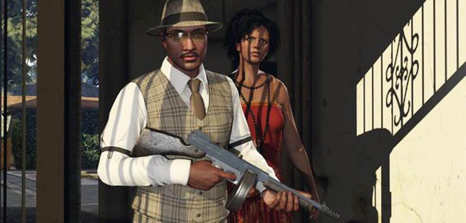 GTA Online erstrahlt zum Valentinstag im Glanz der 1930er Jahre