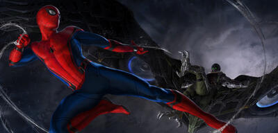 Concept Art für Spider-Man: Homecoming