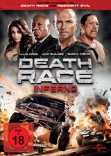 Death Race: Inferno - Poster