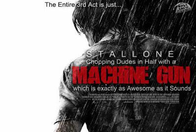 "Wenn Filmplakate ehrlich wären... - Spoof Poster von <a href=""http://www.holytaco.com/if-movie-posters-were-honest "">Holy Taco</a>"