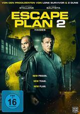 Escape Plan 2: Hades - Poster