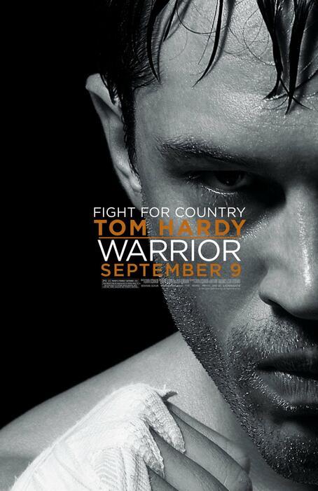 Warrior mit Tom Hardy
