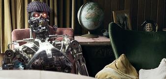 Auch Terminatoren altern. Leider nicht alle in Würde.