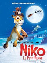 Niko - Ein Rentier hebt ab - Poster