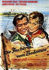 Die Fischerin vom Bodensee - Poster