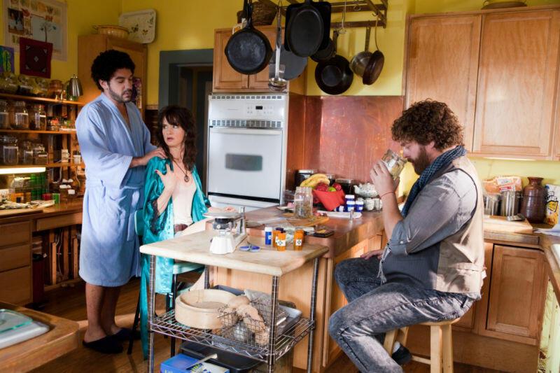 Stichtag mit Zach Galifianakis und Juliette Lewis