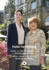 Hotel Heidelberg - Kommen und Gehen - Poster