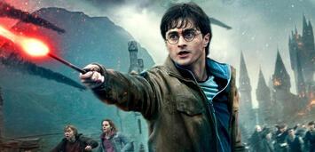 Bild zu:  Daniel Radcliffe in Harry Potter und die Heiligtümer des Todes 2