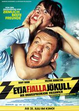 Eyjafjallajökull - Der unaussprechliche Vulkanfilm - Poster