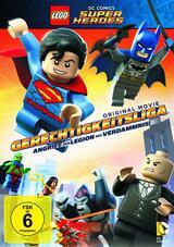 LEGO - Gerechtigkeitsliga: Angriff der Legion der Verdammnis - Poster
