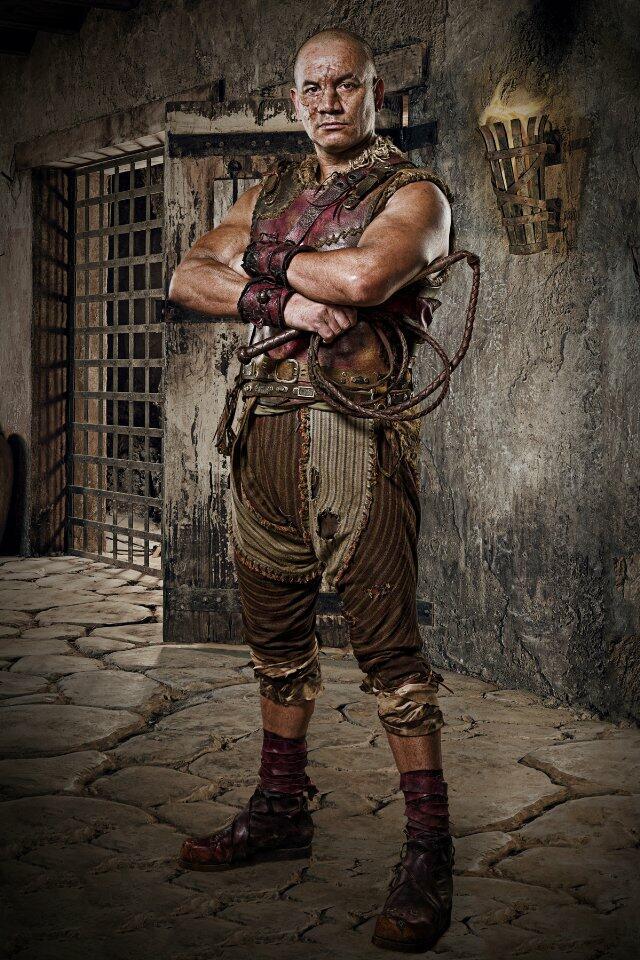 Spartacus: Gods Of The Arena Besetzung