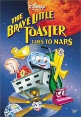 Der tapfere kleine Toaster fliegt zum Mars - Poster