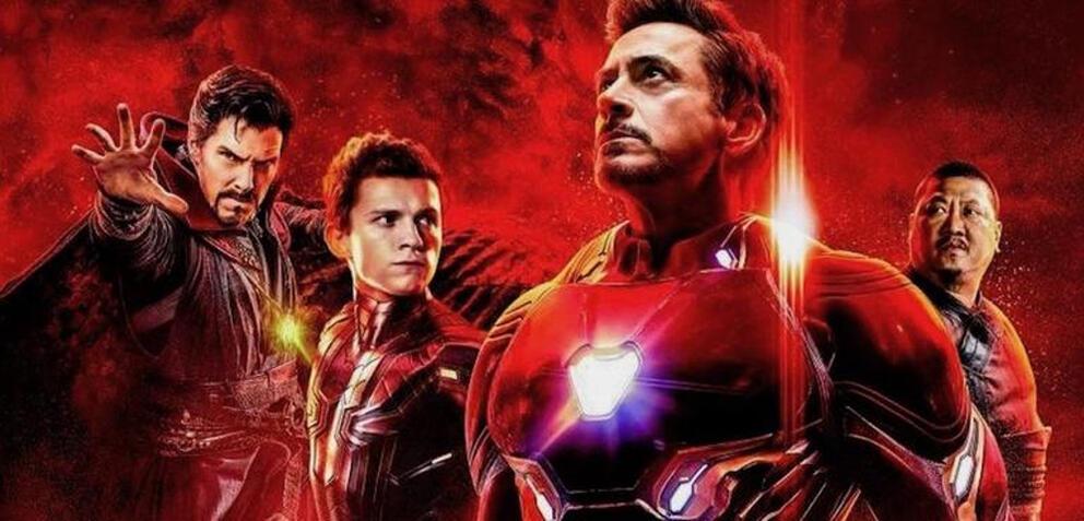 Avengers & Co. gegen Thanos