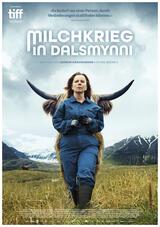 Milchkrieg in Dalsmynni - Poster