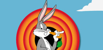 Bild zu:  Bugs Bunny