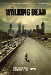 The Walking Dead - Staffel 1 - Poster