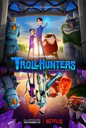 Trolljäger - Poster