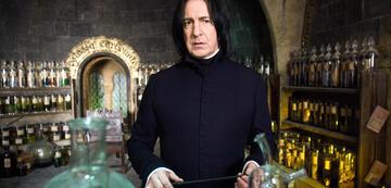 Alan Rickman im Harry Potter-Universum