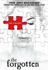 The Forgotten - Die Wahrheit stirbt nie - Poster