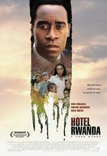Hotel Ruanda Poster