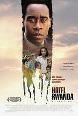 Hotel Ruanda - Poster