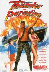 Thunder in Paradise - Heiße Fälle, coole Drinks - Poster