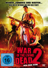 War of the Living Dead 2 - Poster