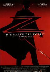 Die Maske des Zorro - Poster