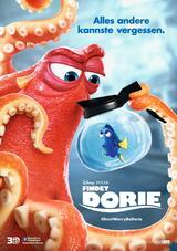 Findet Dorie - Poster