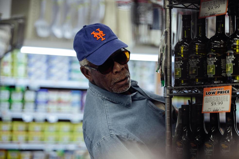 Abgang mit Stil mit Morgan Freeman