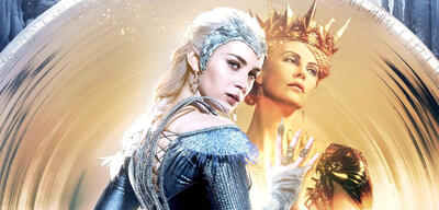 The Huntsman and the Ice Queen