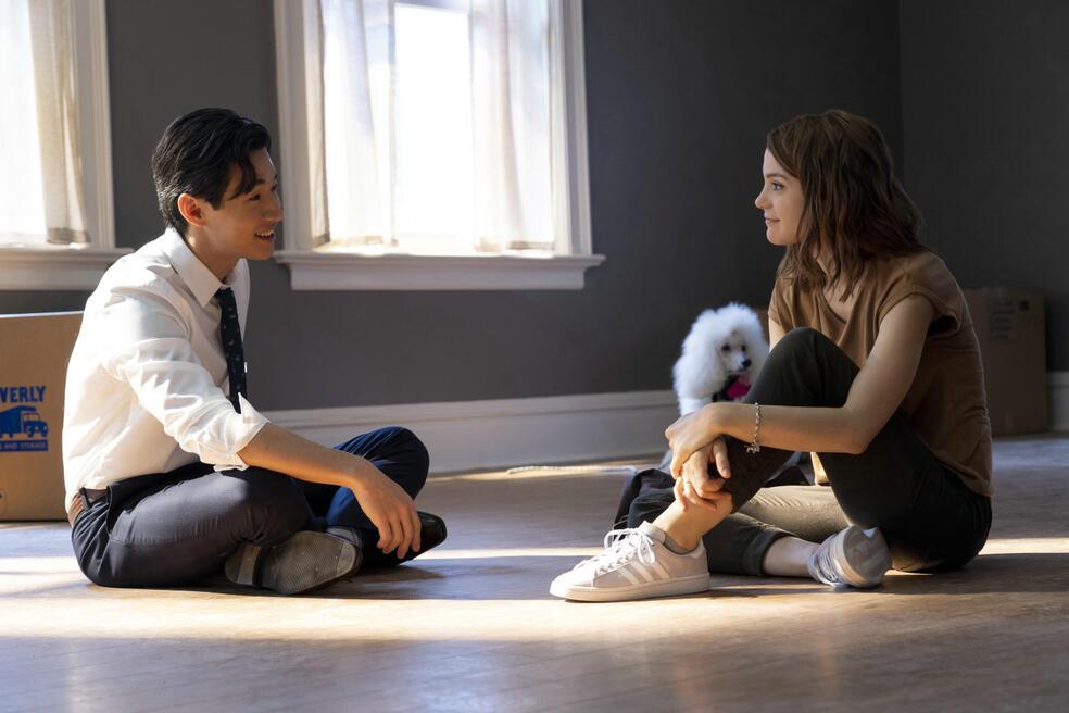 Bailey - Ein Hund kehrt zurück mit Kathryn Prescott und Henry Lau