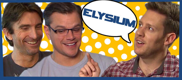 Elysium Interview