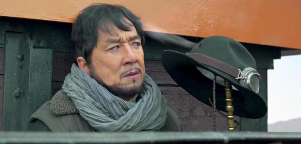 Jackie Chan in Railroad Tigers