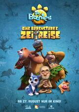 Die Boonies - Eine bärenstarke Zeitreise - Poster