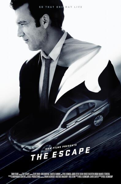 The Escape mit Clive Owen