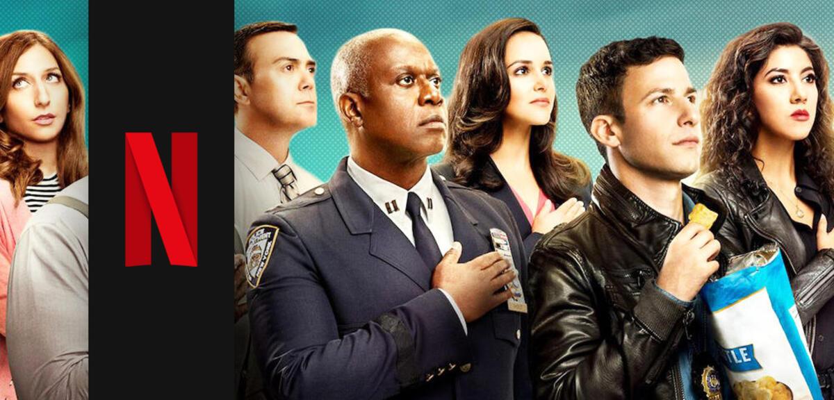Brooklyn 99 Staffel 4 Netflix