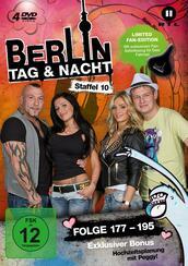 Berlin - Tag und Nacht Staffel 10 - Poster
