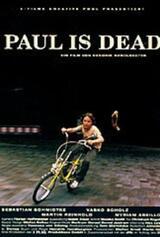 Paul is Dead - Poster
