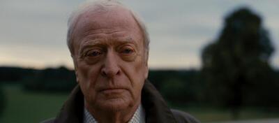 Michael Caine als Alfred in Nolans Batman-Trilogie