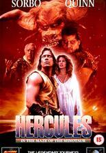 Hercules im Labyrinth des Minotaurus