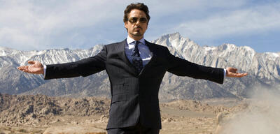 Iron Man: Robert Downey Jr. als Tony Stark