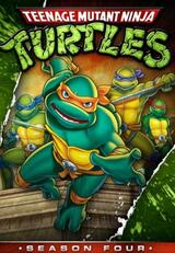 Teenage Mutant Hero Turtles - Staffel 4 - Poster