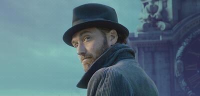 Jude Law als Dumbledore
