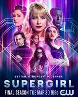 Supergirl - Staffel 6 - Poster