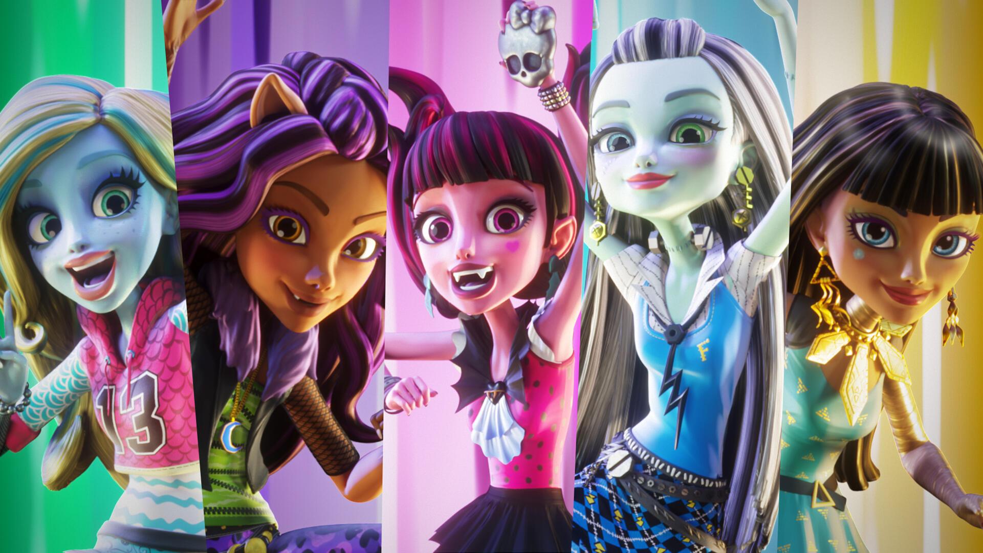 Monster High Elektrisiert Stream